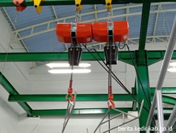 Uji Coba Alat Modern Dengan Sistem Mekanisasi di RPH