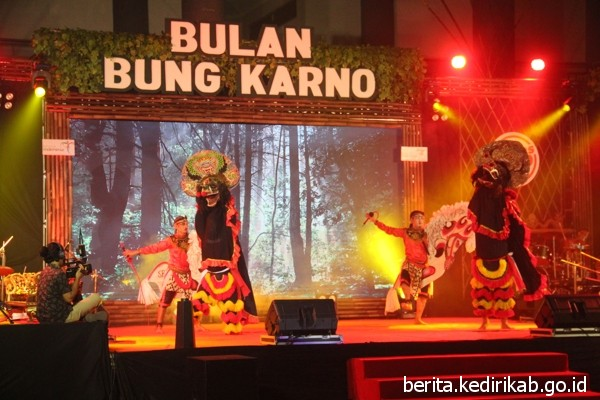 Gelar Seni Budaya Dalam Rangka Bulan Bung Karno