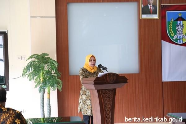 Latsar Golongan III Pemerintah Kabupaten Kediri Resmi Ditutup