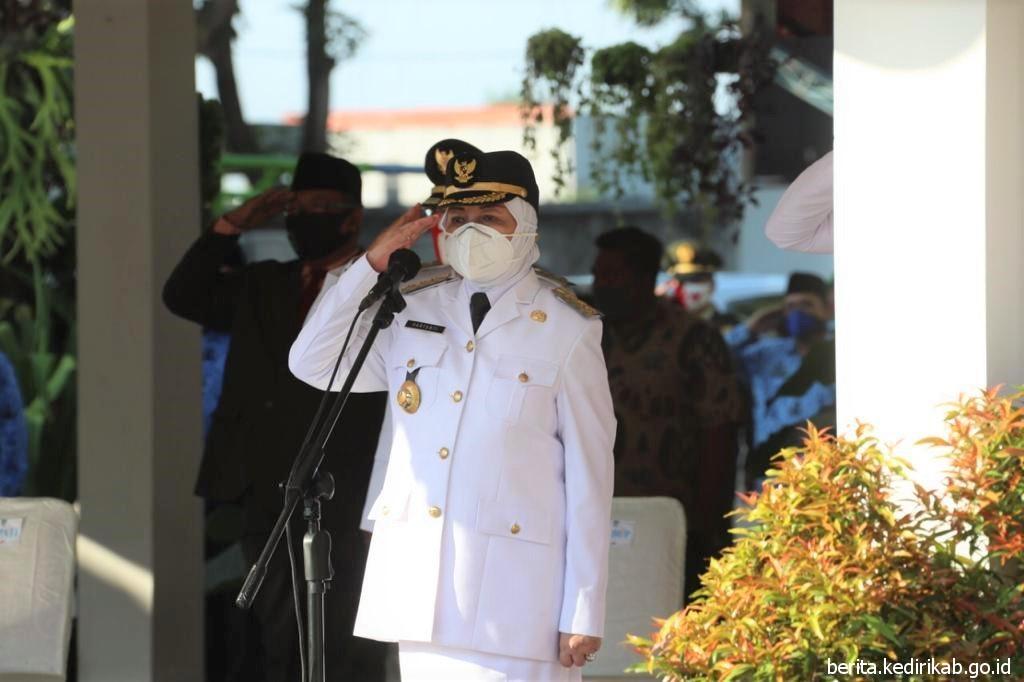 HUT RI Ke-75 Indonesia Maju, Kabupaten Kediri Jaya