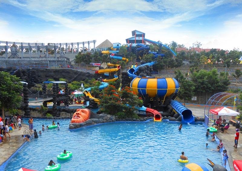Kediri Waterpark - (Ada 1 foto)